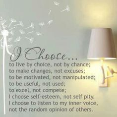 I would love this for my daughters wall!! I can't think of any better words to wake up to everyday :) besides my morning I love yous ;)