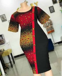 Short African Dresses, Latest African Fashion Dresses, African Print Dresses, African Print Fashion, Africa Fashion, Best African Dress Designs, Latest Ankara Dresses, Ankara Fashion, African Prints