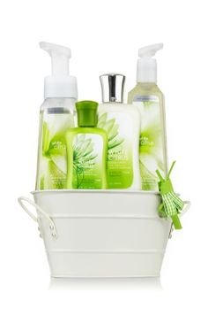 White Citrus by Bath and Body Works. My favorite fragrance! This is a light and clean smelling fragrance. I love it.