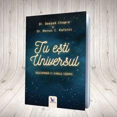 Tu ești universul Best Books For Teens, Good Books, Amazing Books, Carti Online, Deepak Chopra, Psychology, Literature, Parenting, Shop