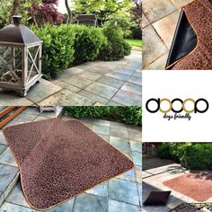 blankets for dogs, handmade product made by DOOOP