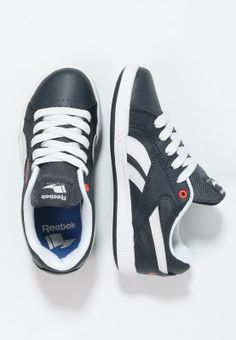 Reebok ROYAL ADVANCE - Sneaker - faux indigo/ultimate orange - Zalando.de