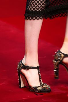 Dolce & Gabbana - Spring 2015 Ready-to-Wear - Look 122 of 175