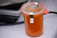 Hokkaido marmeláda podle Blanky Rice Cooker, Slow Cooker, Marmalade Jam, Compost, Preserves, Good Food, Food And Drink, Pumpkin, Sweet