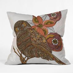 Valentina Ramos Victor Throw Pillow | DENY Designs Home Accessories