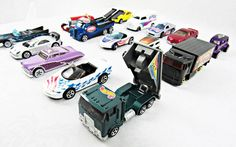 Hot Wheels Lot of 15 Loose Die Cast Toy Cars 1:64 Scale Mixed Collectible Lot #9 #HotWheels
