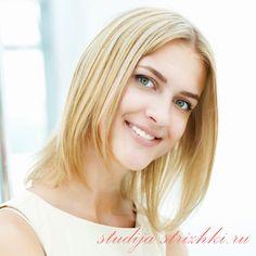 Стрижка на редкие и тонкие волосы (фото 1)