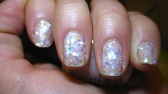 I don't know why... but I ♥ chunky glitter!