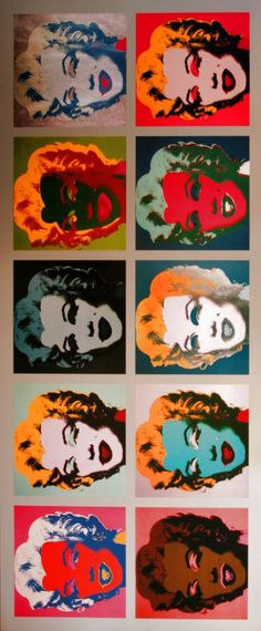 andy warhol                                                                                                                                                      Plus