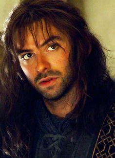 Aidan Turner as Kili on Pinterest | Aidan Turner, The Hobbit and ...