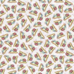 D037 - Chapéu da Emily -  Fabricart Tecidos - Estampa Digital