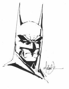 Batman by Michael Turner
