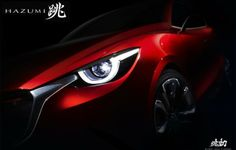 Mazda Hazumi Concept Teased Ahead Of Geneva! What do you think? Hit the image to see...