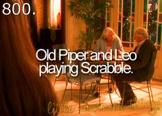 Piper and Leo - Little charmed things #tv
