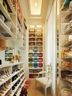 Organized closet ideas ❤❤