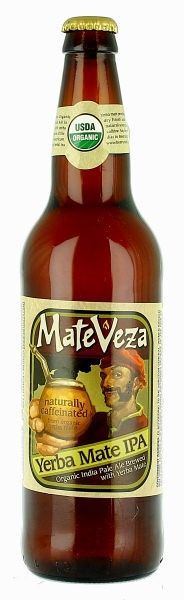 MateVeza Yerba Mate IPA | MateVeza Brewing Co