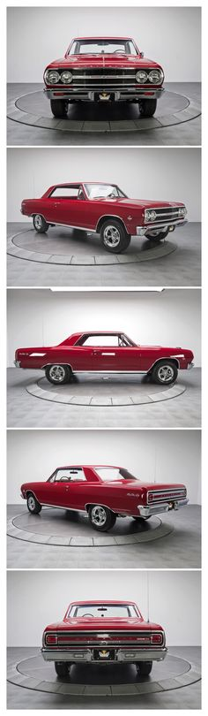 1965 Chevy Chevelle SS                                                                                                                                                                                 More
