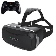 3D VR Headset with Gamepad Megadream 3D VR Glasses Mobile VR Headset with 360 Degree Panoramic Roaming  120 Degree Field of View for 4060 inch Smartphones Only for iOS System >>> Read more reviews of the product by visiting the link on the image.(It is Amazon affiliate link) #babyclothes