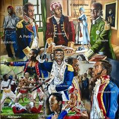 The Haitian Revolution and Voodoo explained in the Black African History video documentary The Haitian Revolution African History, African Art, Haiti Tattoo, Haiti History, Haitian Revolution, Haitian Art, Black History Facts, History Pics, 3d Prints