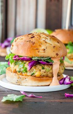 8 Epic Veggie Burger Recipes