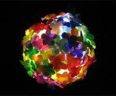 recycled plastic bottle lighting