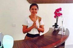 Salon de massage Thaï Yim Siam Massages à l'Hôtel La Batelière, Martinique