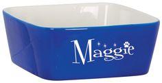 Accent Awards - Ceramic Bowl, Black, Red or Blue, $28.00 (http://www.accentawards.org/ceramic-bowl-black-red-or-blue/)