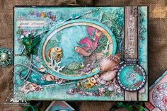 Passionately Curious: Revealing Under the Sea Collection and project submitted…