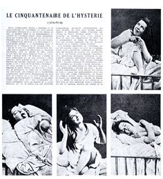 "La Revolution Surrealiste, number 11""Fifty Years of Hysteria"" article by Andre Breton and Louis Aragon"