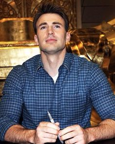 Chris Evans — #Throwback Chris Evans at the #SDCC 2010....