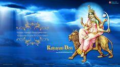 Maa Katyayani Wallpapers Free Download