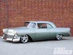 1956 Chevy Bel Air Custom