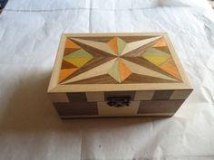caixa marqueteria