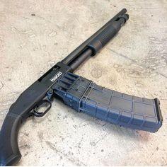Tactical Shotgun, Mossberg Shotgun, Tactical Gear, Survival Gear, Apocalypse Survival, Survival Shelter, Zombie Apocalypse, Shooting Table, Combat Shotgun