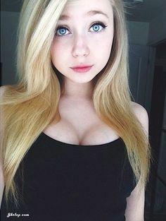 We're back! Young blonde with big tits - JBSlap.com