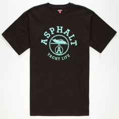 ASPHALT YACHT CLUB Paris Mens T-Shirt