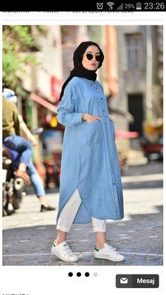 Abaya Style 379639443583918275 - Source by Modest Fashion Hijab, Modern Hijab Fashion, Street Hijab Fashion, Casual Hijab Outfit, Hijab Fashion Inspiration, Hijab Chic, Muslim Fashion, Fashion Clothes, Casual Outfits