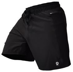 CrossFit Shorts featuring Side Flex Panels w/Zippered Pockets