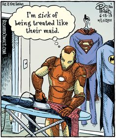 Bizarro Comics: by Dan Piraro