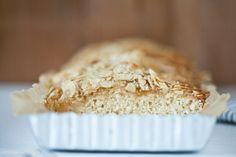 Applewood House - Good food and all things fine: Mandel Buttermilch Kuchen ♥ Mein Kandidat für Deutschland sucht den Superkuchen