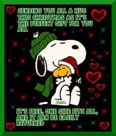 Snoopy & Woodstock Christmas