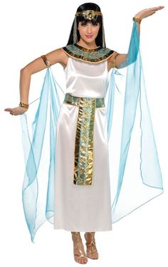 Adult Queen Cleopatra Costume - Party City