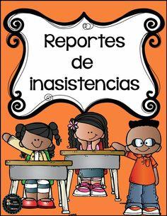 Más English Classes For Kids, School Binder Covers, Classroom Management Tips, Teacher Hacks, Kindergarten Activities, Cover Pages, Clipart, Classroom Decor, School Stuff
