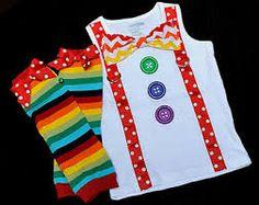 costumes diy clown circus - Google Search