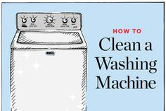 When using appliances like washing machines and dishwashers — putting soap in and taking clean things out — one can sometimes forget that the appliance itself needs a good cleaning now and then #HomeAppliancesHouseholds