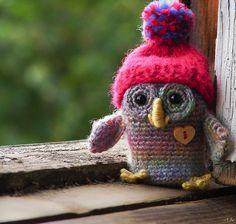 Ravelry: Bill The Owl Baby pattern by Irene Strange
