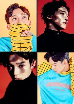 Chen | EXO | The Lucky One vs Monster