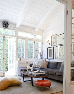 photographed by teri lyn fisher, lovely transom windows, planks, you name it, its all great.
