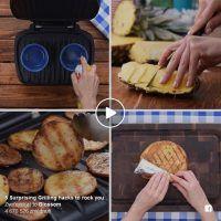Vychytávky na kontaktní gril | ReceptyOnLine.cz - kuchařka, recepty a inspirace