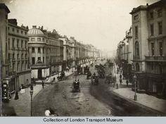 Regent Street, 1880